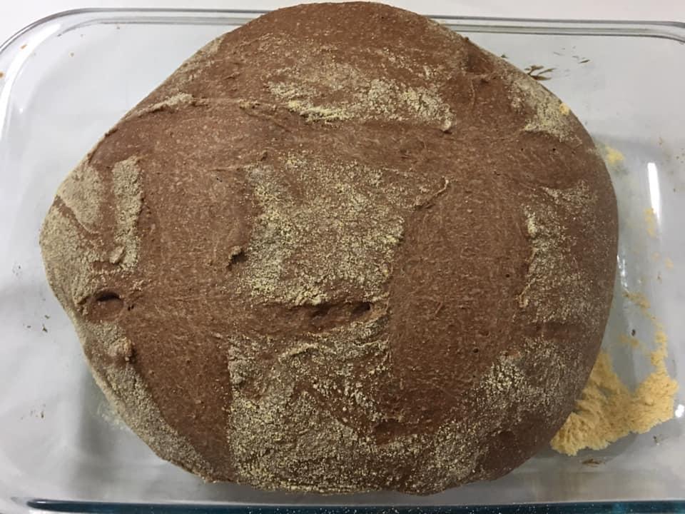 Delicioso pão australiano